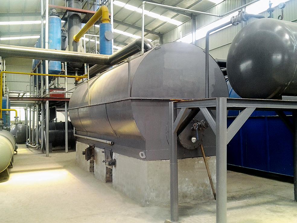 废机油、毛油亚搏体育手机设备/废机油蒸馏设备/废机油再生/石油机械